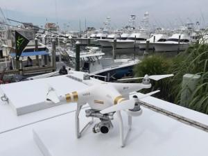 fishing-drones