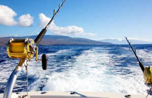 How can you stay safe on the open water?